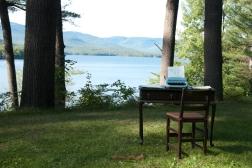 Hewnoaks, Poemophone: Kezar Lake